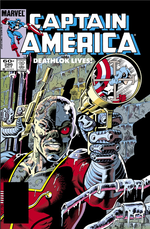 Captain America (1968) #286
