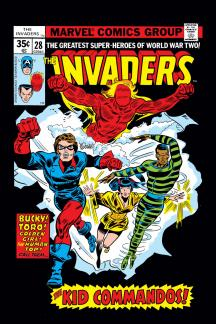 Invaders #28