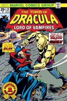 Tomb of Dracula (1972) #39