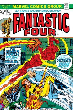 Fantastic Four (1961) #131