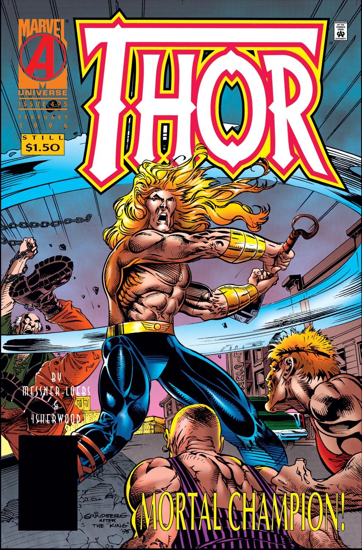 Thor (1966) #495