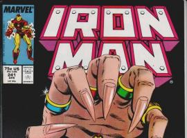 Iron Man (1968) #241 cover