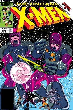 Uncanny X-Men (1963) #202