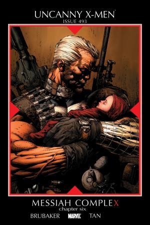 Uncanny X-Men (1963) #493