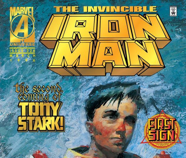 Iron Man (1968) #326 Cover