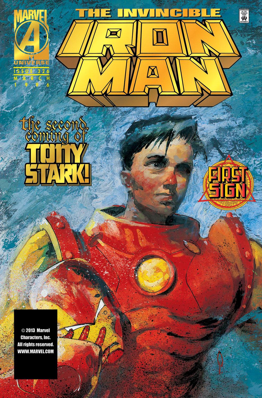 Iron Man (1968) #326
