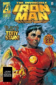 Iron Man #326