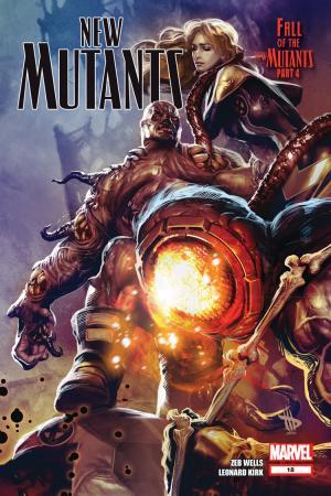 New Mutants (2009) #18