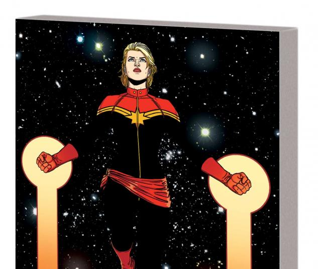 CAPTAIN MARVEL VOL. 2: DOWN TPB (MARVEL NOW)
