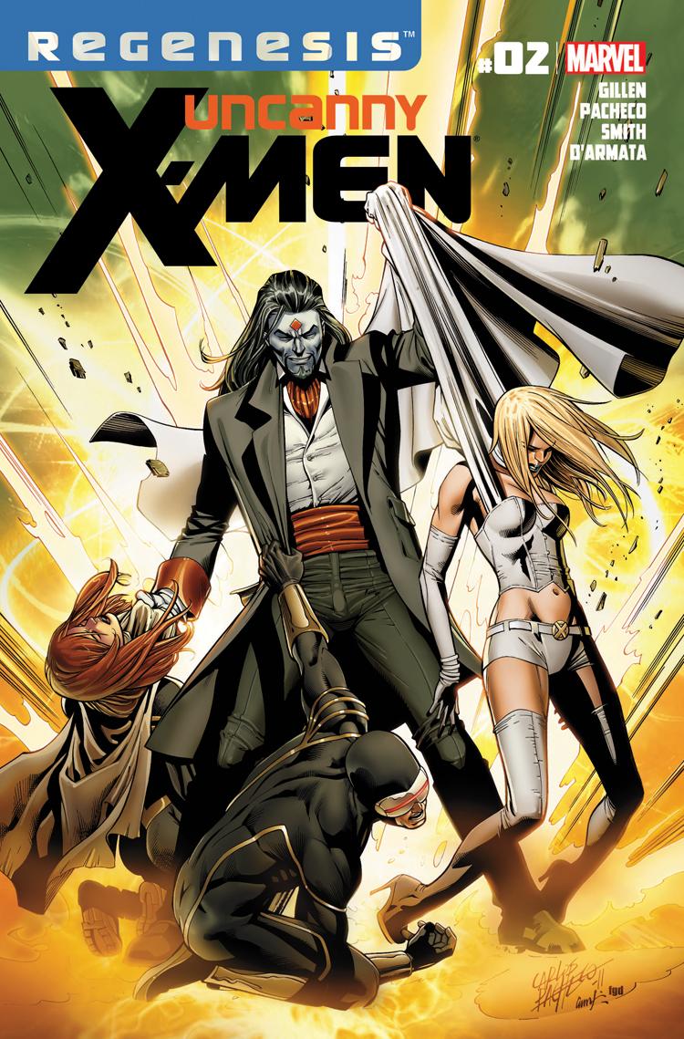 Uncanny X-Men (2011) #2