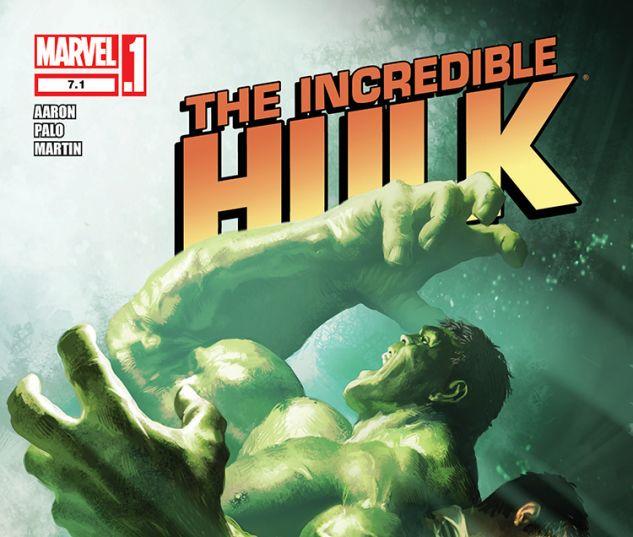 Incredible Hulk (2011) #7.1
