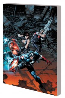 Ultimate Comics Ultimates: (Issues 13-18) (Trade Paperback)