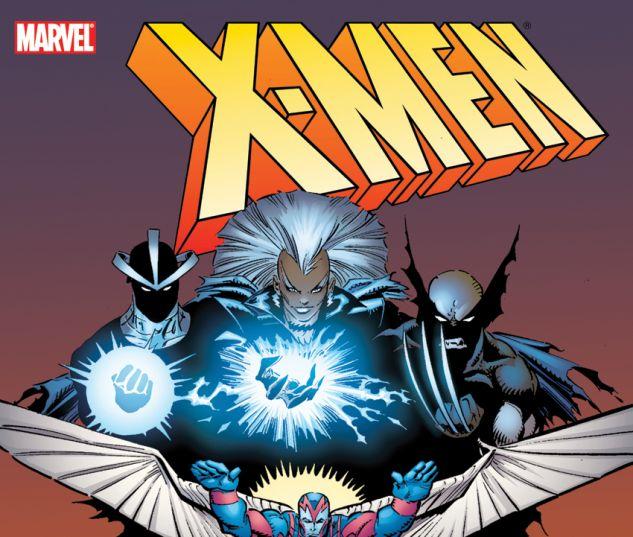 X-MEN: INFERNO (HARDCOVER) - Cover Art