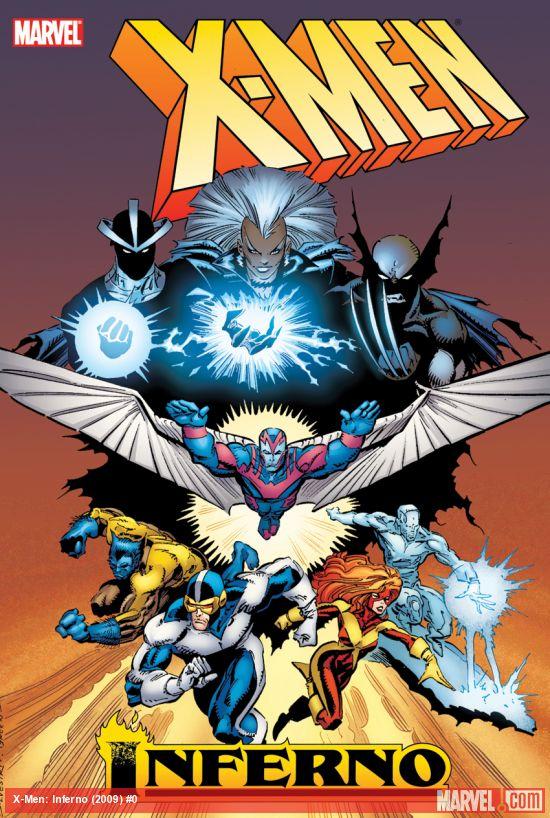 X-Men: Inferno (Hardcover)