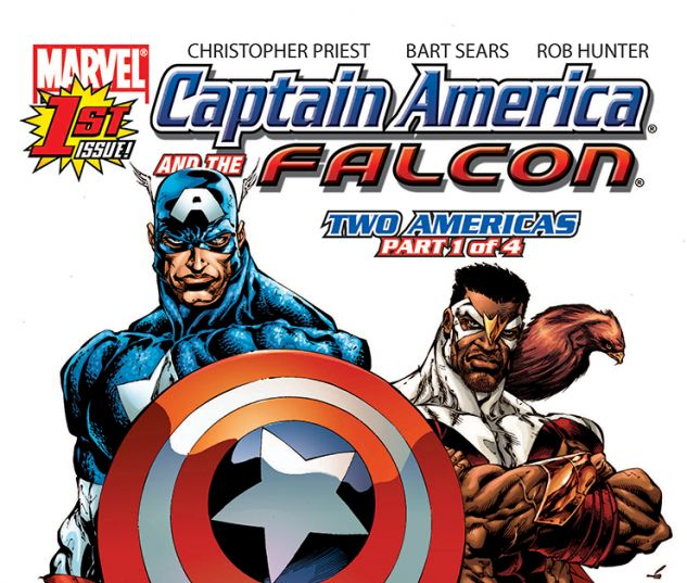 Captain America and the Falcon (2004) #1