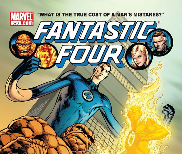 Fantastic Four (1998) #570