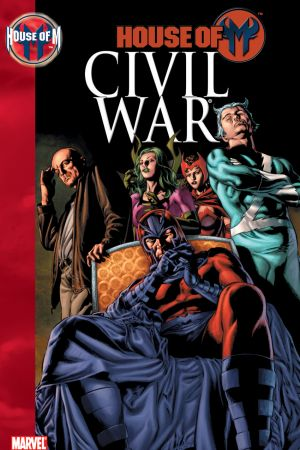 House of M: Civil War (Trade Paperback)