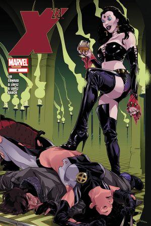 X-23 (2010) #6