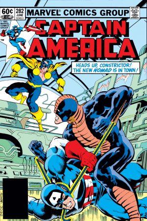 Captain America (1968) #282