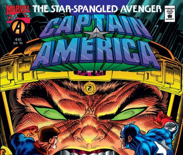 Captain America (1968) #441 Cover