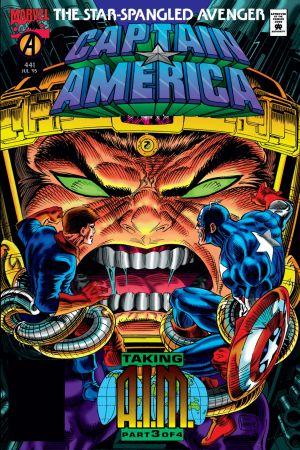 Captain America #441