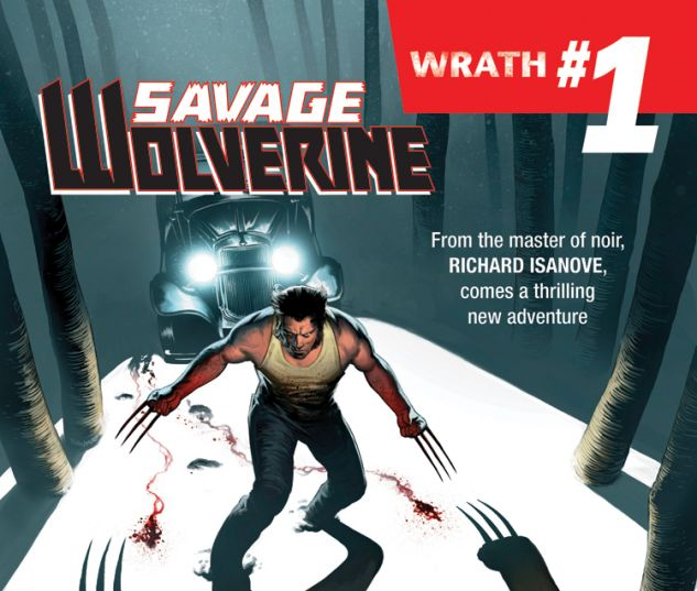 SAVAGE WOLVERINE 14.NOW (ANMN, WITH DIGITAL CODE)