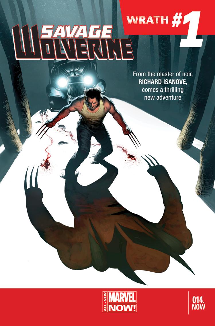 Savage Wolverine (2013) #14
