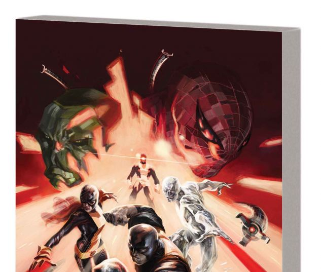 ALL-NEW X-MEN/INDESTRUCTIBLE HULK/SUPERIOR SPIDER-MAN: THE ARMS OF THE OCTOPUS TPB