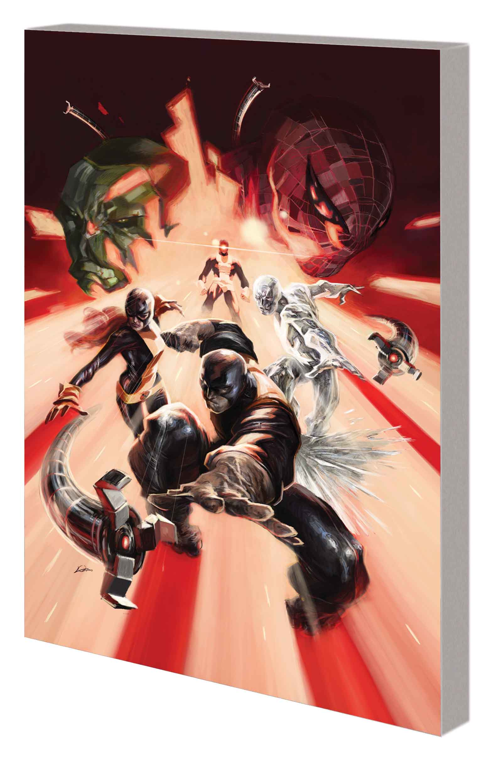 ALL-NEW X-MEN/INDESTRUCTIBLE HULK/SUPERIOR SPIDER-MAN: THE ARMS OF THE OCTOPUS TPB (Trade Paperback)
