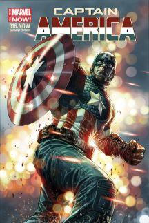 Captain America (2012) #16 (Bermejo Variant)