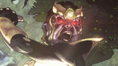 Marvel AR: Thanos Rising #2 Cover Recap