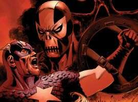 Follow the History of Captain America Pt. 35