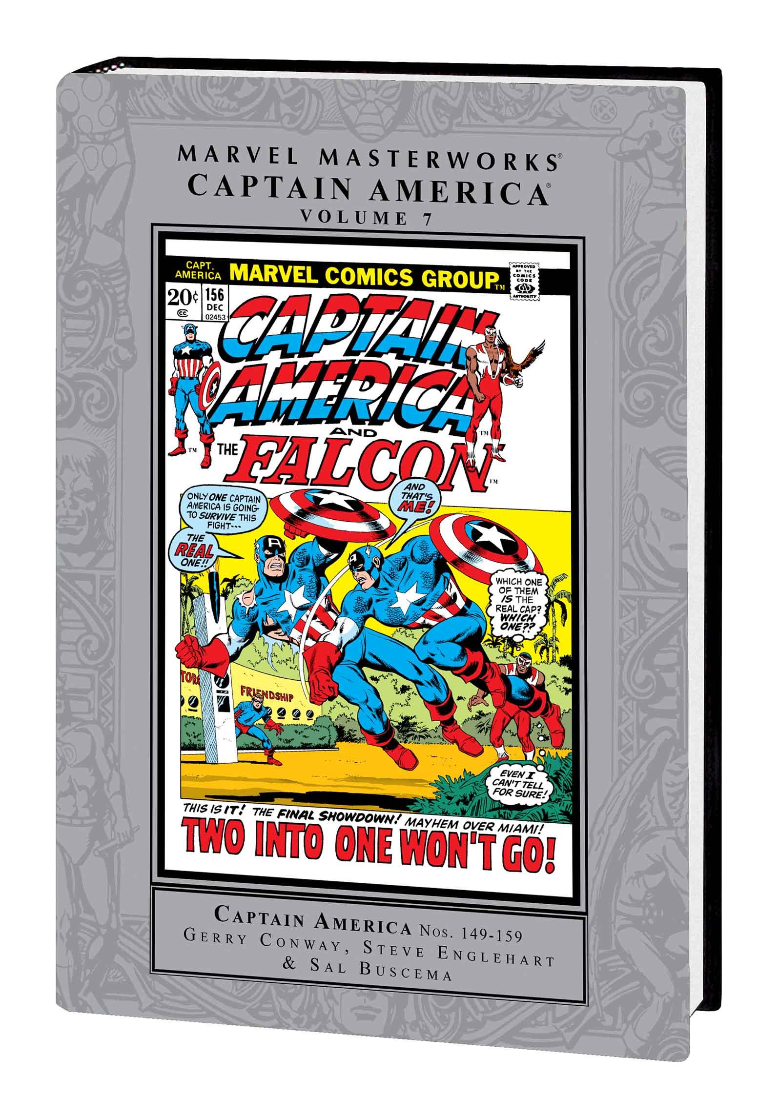 Marvel Masterworks: Captain America (Hardcover)