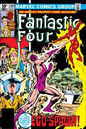 Fantastic Four (1961) #228