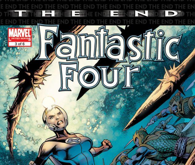 Fantastic Four: The End #3