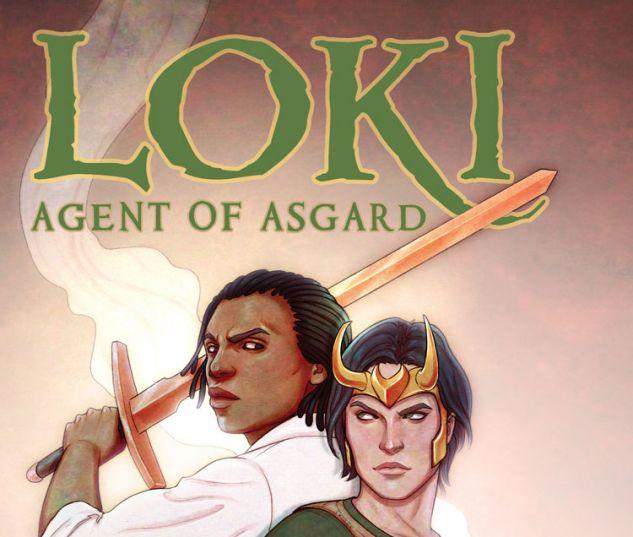 LOKI: AGENT OF ASGARD 4 (ANMN)