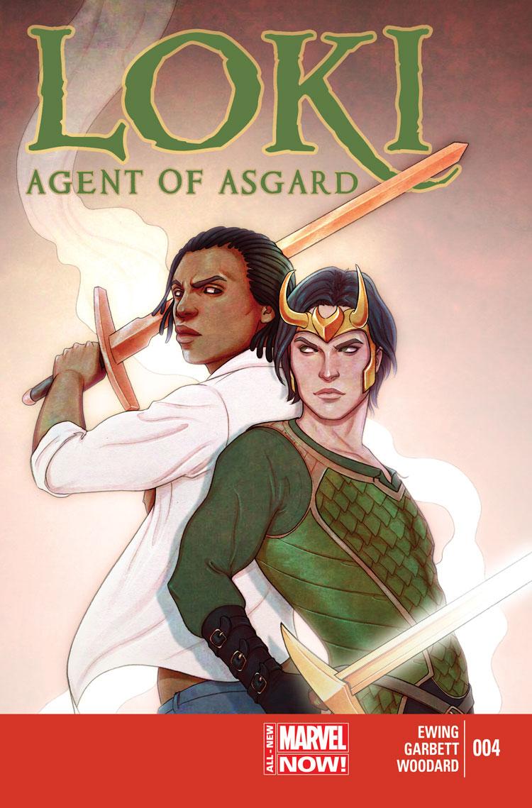Loki: Agent of Asgard (2014) #4