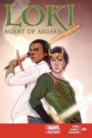Loki: Agent of Asgard #4