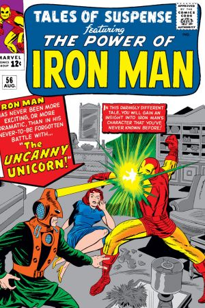 Tales of Suspense (1959) #56
