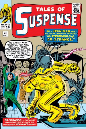 Tales of Suspense (1959) #41