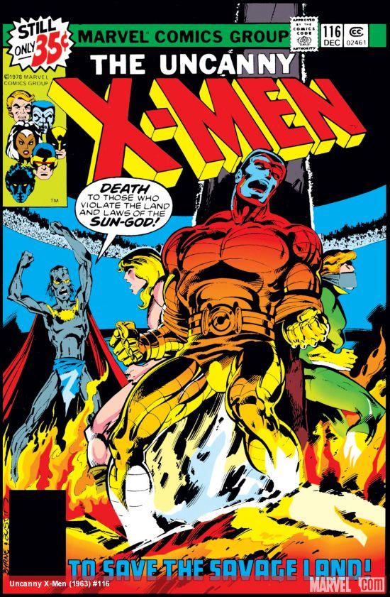Uncanny X-Men (1963) #116