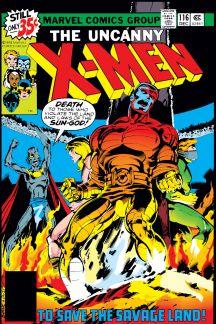 Uncanny X-Men #116