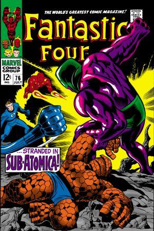 Fantastic Four (1961) #76