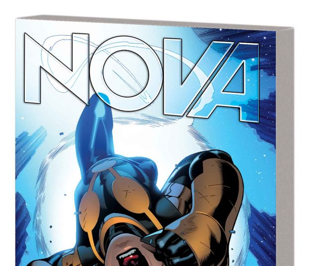 NOVA VOL. 3: NOVA CORPSE TPB (MARVEL NOW)