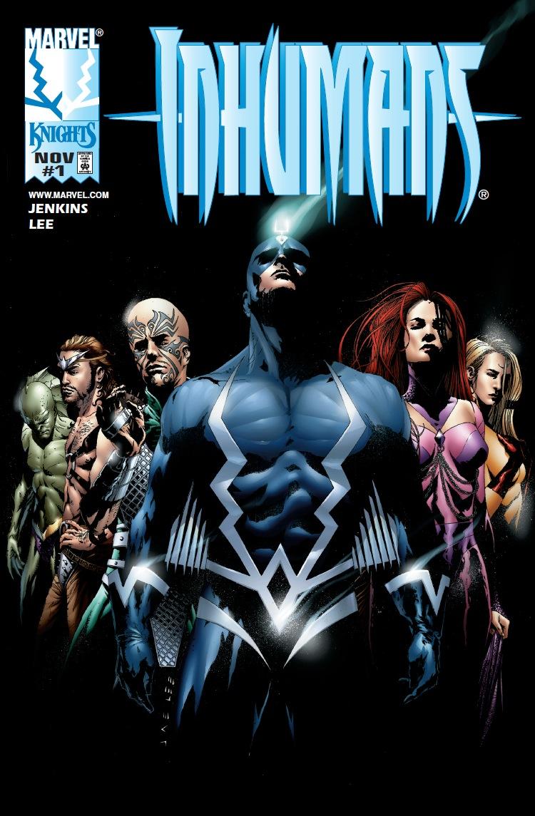 Inhumans (1998) #1
