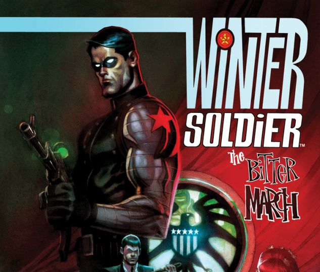 WINTER SOLDIER: THE BITTER MARCH 4 (ANMN, WITH DIGITAL CODE)