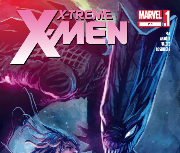 X-Treme X-Men (2012) #7.1 Cover