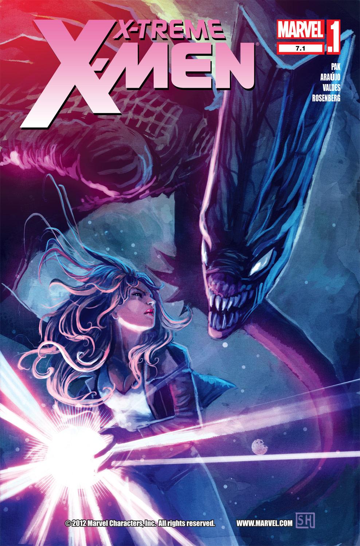 X-Treme X-Men (2012) #7.1