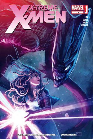 X-Treme X-Men #7.1