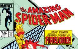 Amazing Spider-Man (1963) #269 Cover